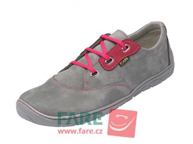 boty Fare 5311261 šedé (bare) AD