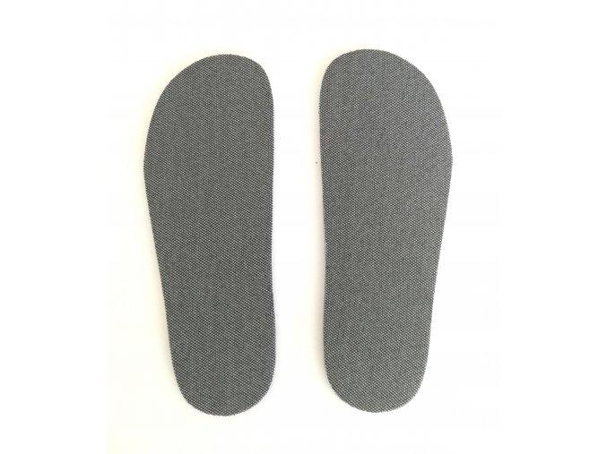 tenké zastřihovací barefoot stélky, 1 pár