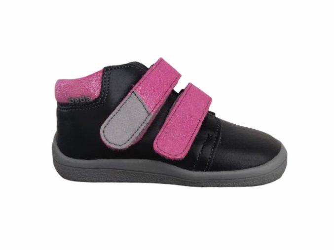 kotníkové dětské boty s membránou