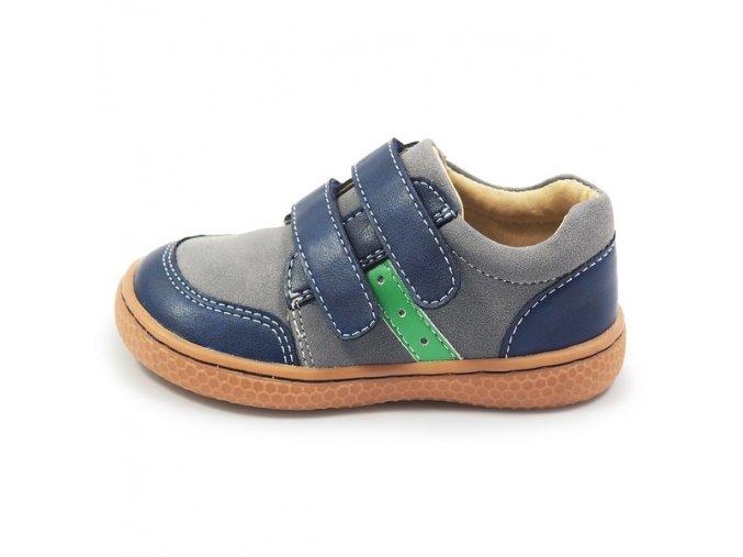 dětské kožené boty