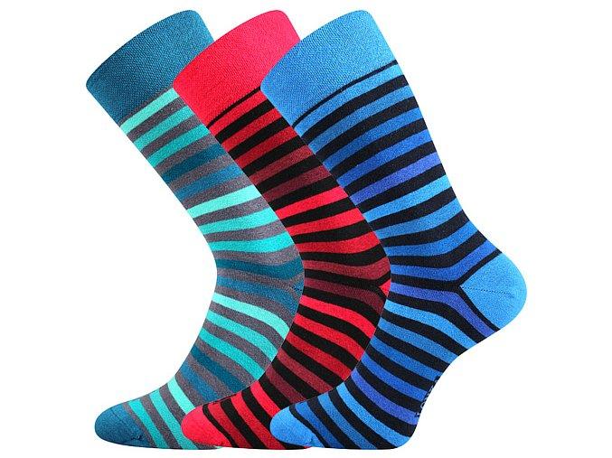 bavlněné ponožky lonka woxx