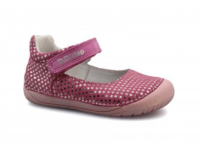 boty D.D.Step - 980A Dark Pink (070)