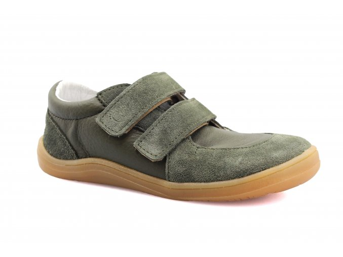 boty Baby Bare Shoes Febo Youth Army