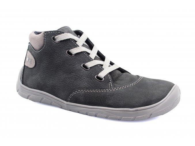 boty Fare B5621211 šedé kotníčkové (bare)