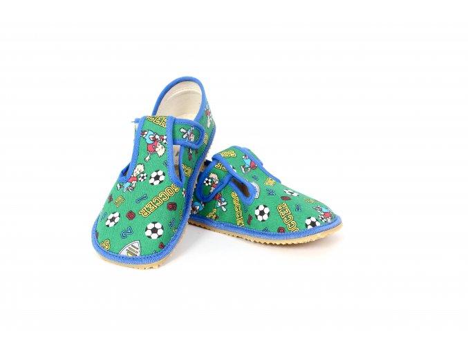 barefoot bačkorky