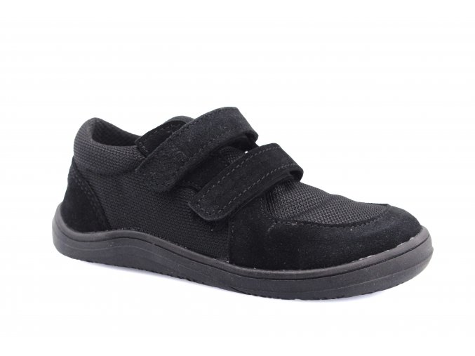 boty Baby Bare Shoes Febo Sneakers Black