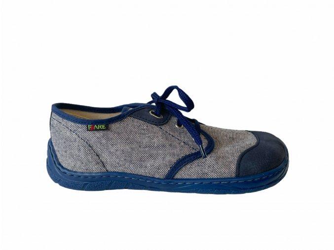 plátěnky barefootové