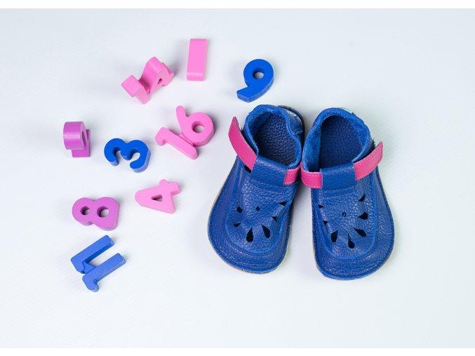 sandály/bačkory Baby Bare IO Alsa TS