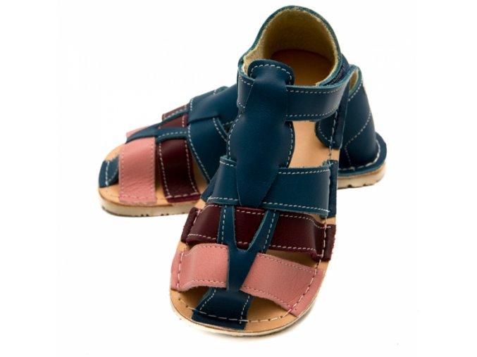 letní dětské boty