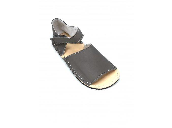 boty z pravé kůže