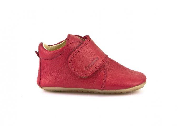 boty Froddo Red G1130005-6 (Prewalkers)