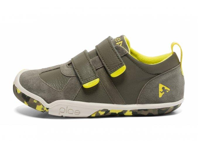 sportovní boty nat dusty olive