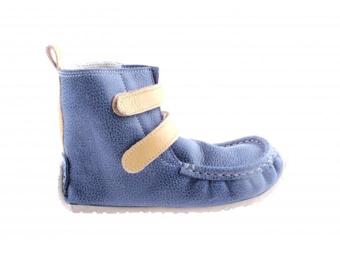 dětskí zimní barefoot boty