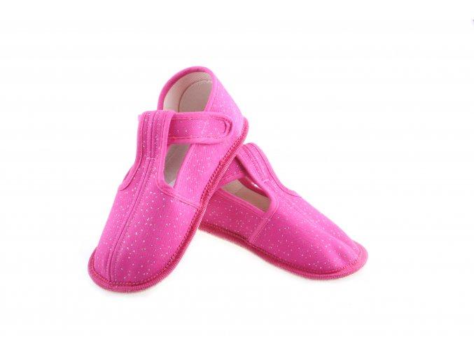 Beda barefoot bačkory na úzkou nohu