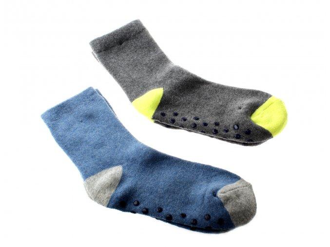 froté ponožky s abs