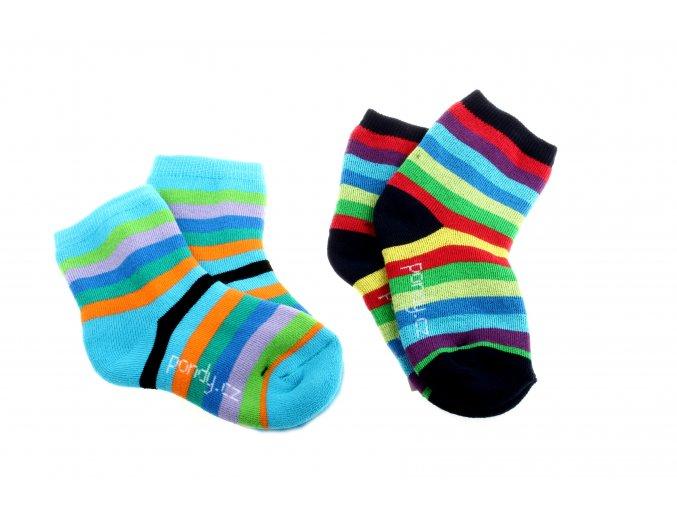 tepeljší ponožky, český výrobek