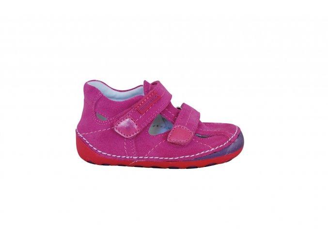 letní boty pro první krůčky Protetika Mela