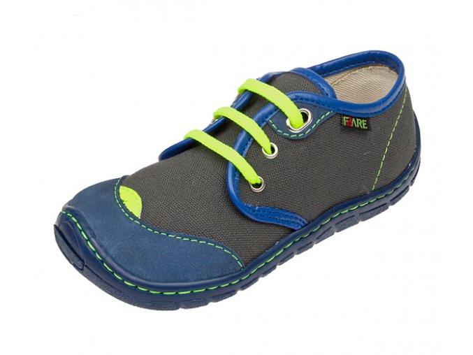 barefootové jarní sportovní boty