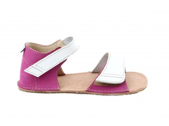 barefoot dívčí sandálky