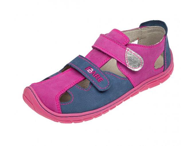 sandálky Fare bare