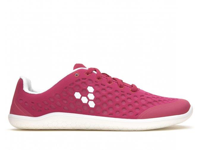 Vivobarefoot sportovní boty růžové