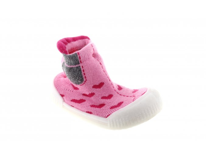 ponožkoboty Scorpio Pink and Pink