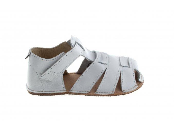 Orto Plus sandálky bílé