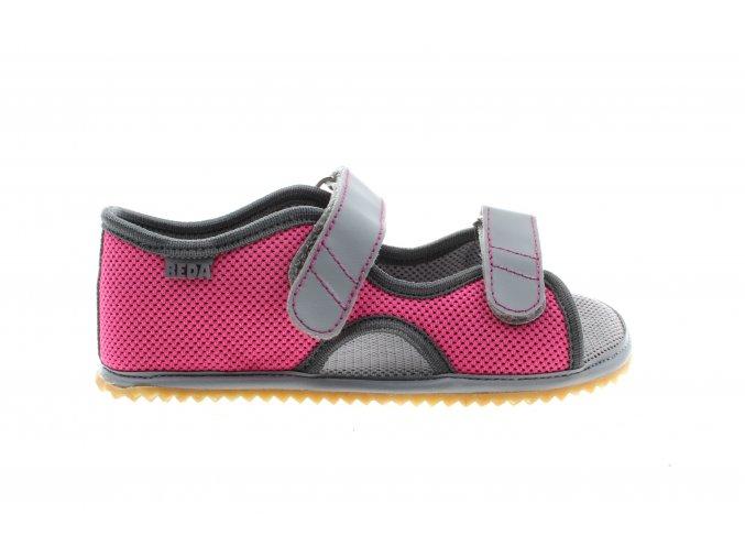 Beda barefoot sandálky pro holky