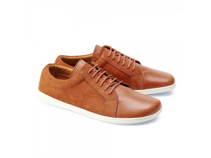 Zaqq celoroční kožené boty