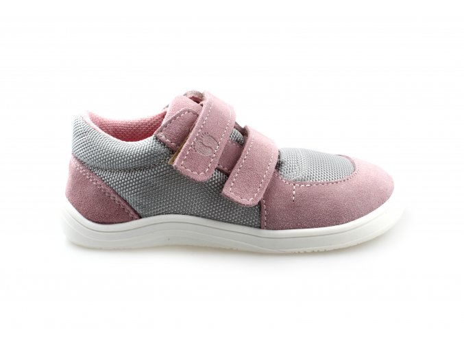 Baby bare grey pink
