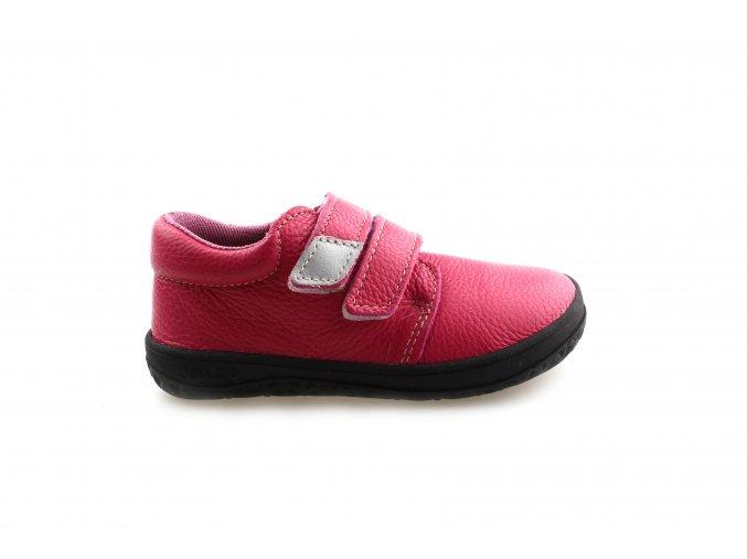 barefootové kožené boty pro děti