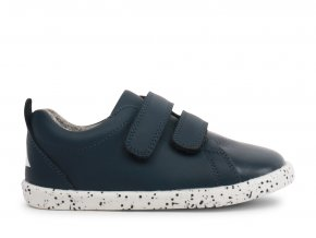 Bobux Navy Grass Court Waterproof