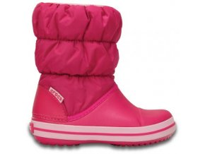 Crocs puff boot