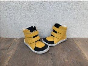 zimní baby bare s asfaltico