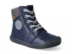 dětské zimní boty s membránou