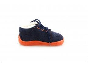 boty Beda zimní Blue Mandarine kotníčkové s membránou (BF 0001/MK)
