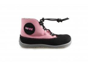 zimní dětské boty Fare bare