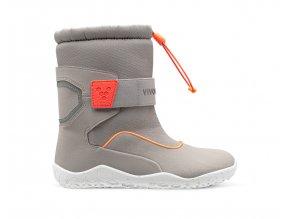 Zimní boty Vivobarefoot