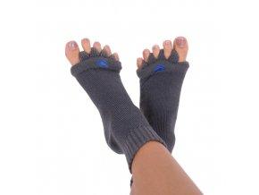 adjustační ponožky Pro-nožky Grey dark