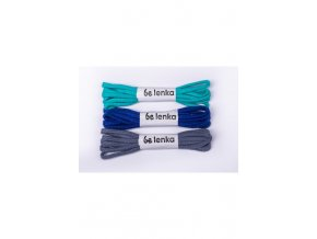 2216 1 shoe laces 3 pack sam 85cm