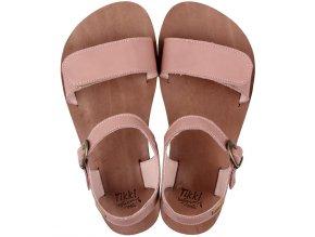 Sandals Tikki dusty pink
