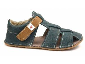 sandály Ef Green