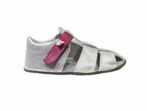 Ef sandály White