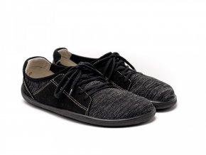 barefoot tenisky be lenka ace all black 1769 size large v 1