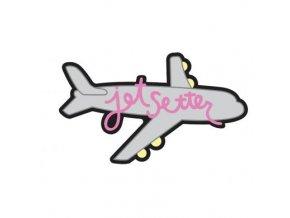 letadlo na crocs