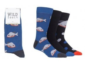 ponožky ryba