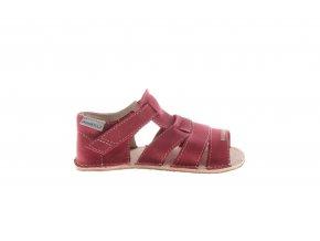 sandály barefootové na 2 mm podrážce