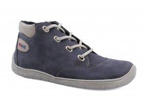 boty Fare 5321201 modré kotníčkové (bare) AD