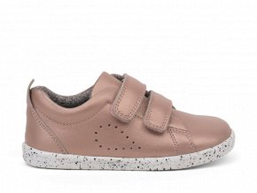 boty Bobux Grass Court Rose Gold
