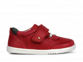 Bobux Ryder Red Charcoal